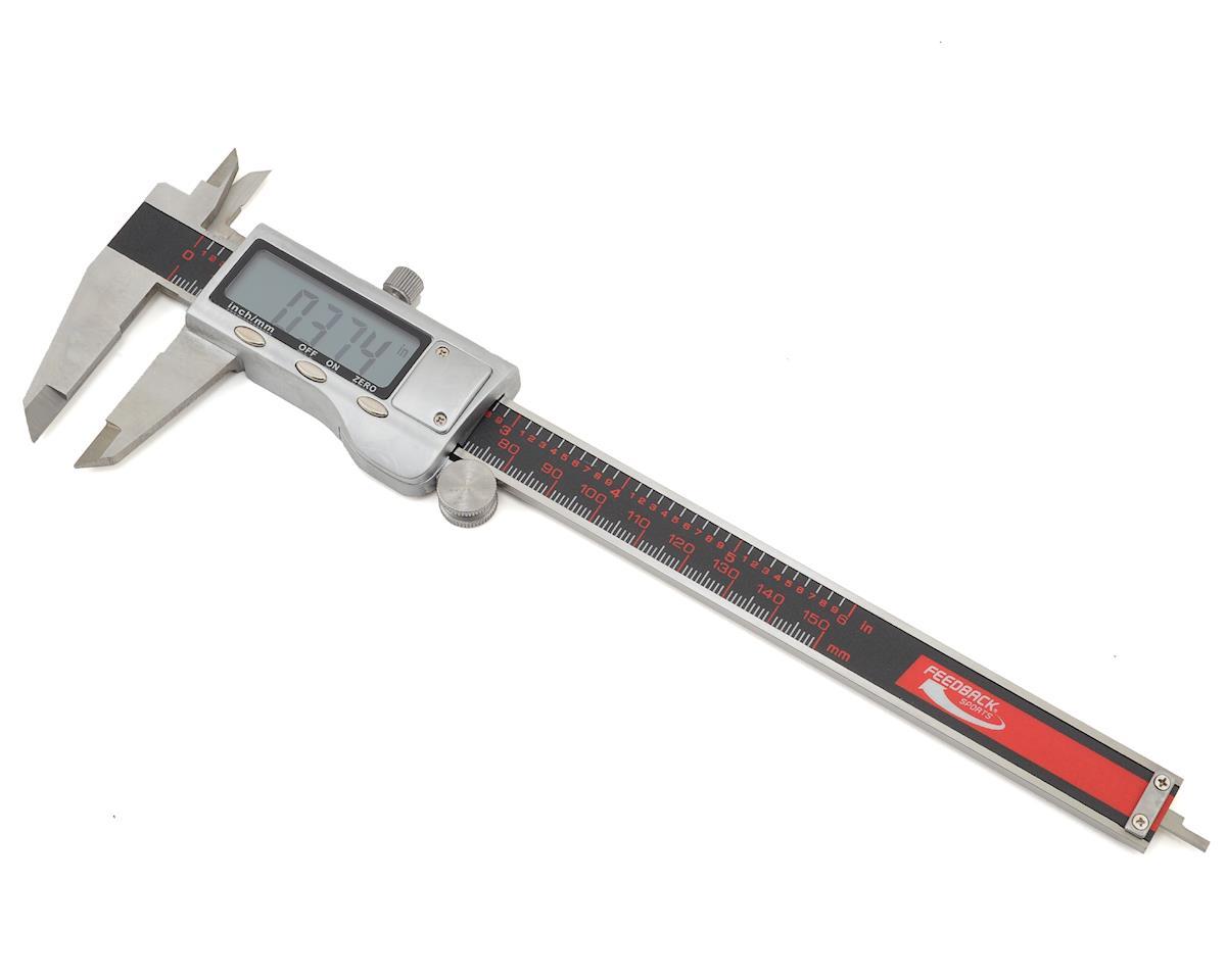 Feedback Sports Digital Caliper -6""