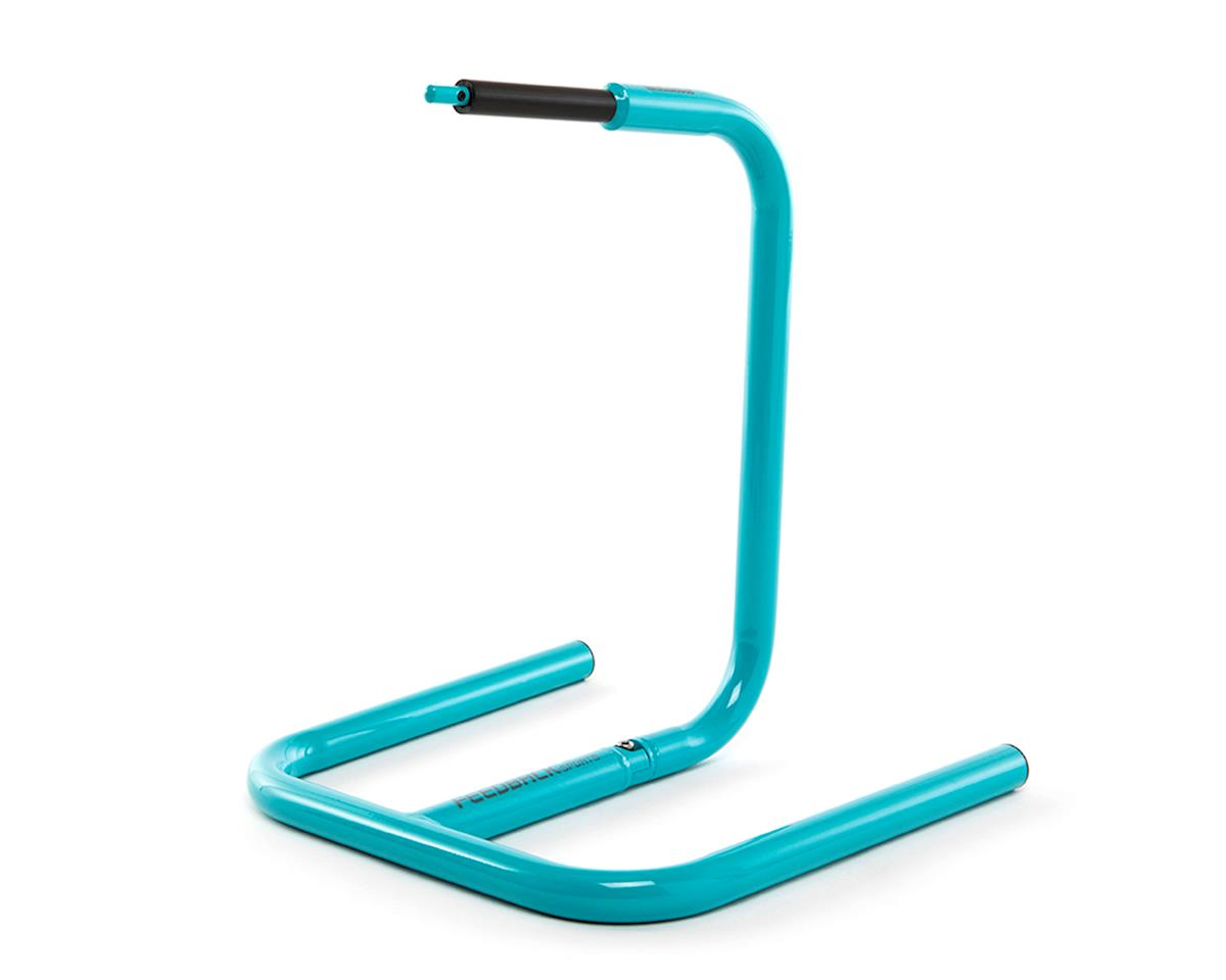 Feedback Sports Scorpion Display Stand (Turquoise)