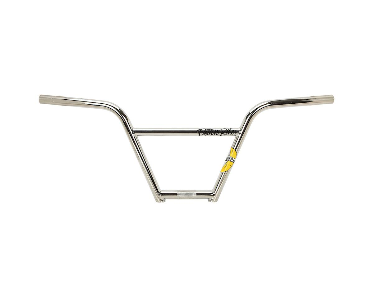 "Fiction Monkey 4pc Bars (Chrome) (9.5"" Rise)"