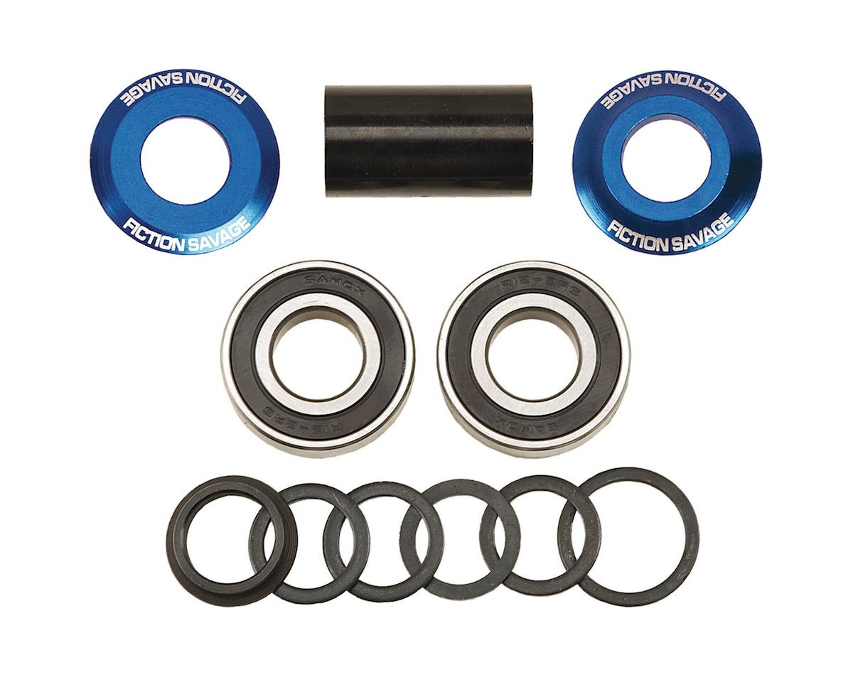 Fiction Savage Mid BB Kit (Blue) (22mm)