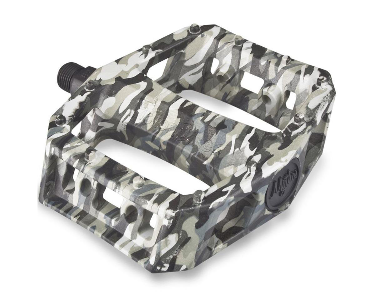 "Fiction Mythos PC Pedals (Urban Camo) (9/16"")"