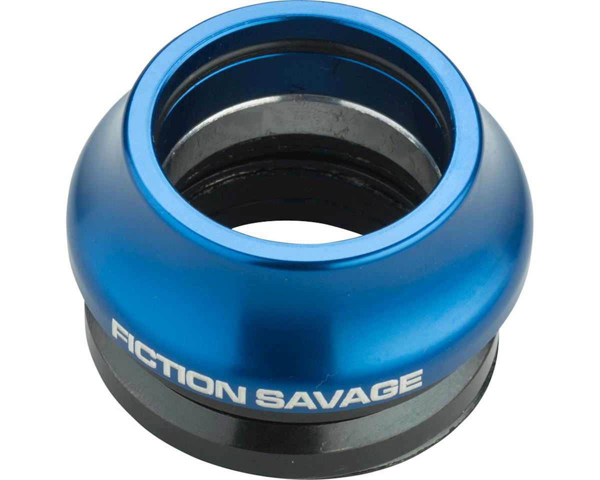 "Fiction Savage Integrated Headset (Blue) (1-1/8"")"