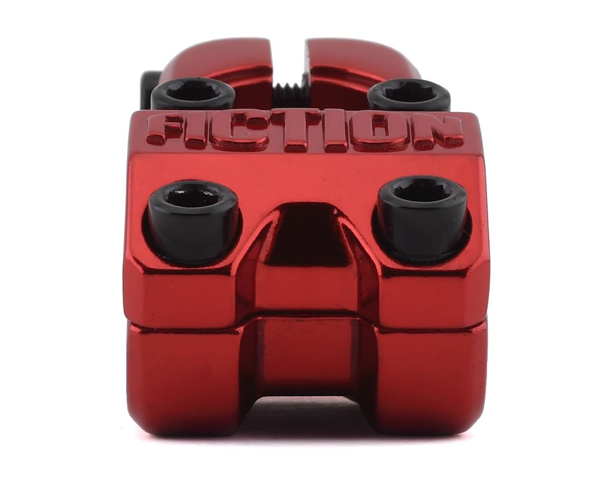 Image 3 for Fiction Spartan TL Stem (ED Red) (52mm)