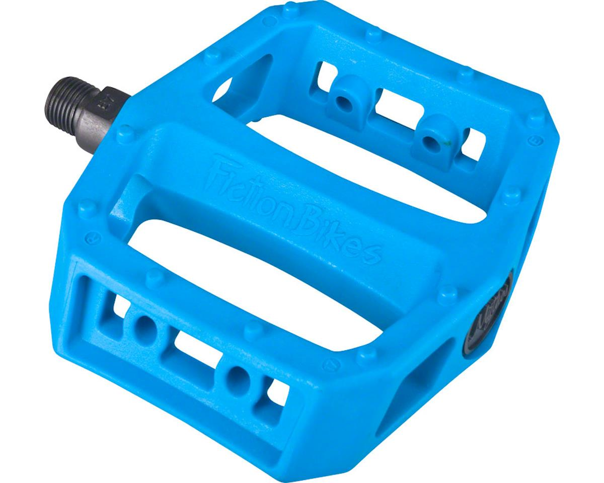 "Fiction Mythos PC Pedals (Blue) (9/16"")"