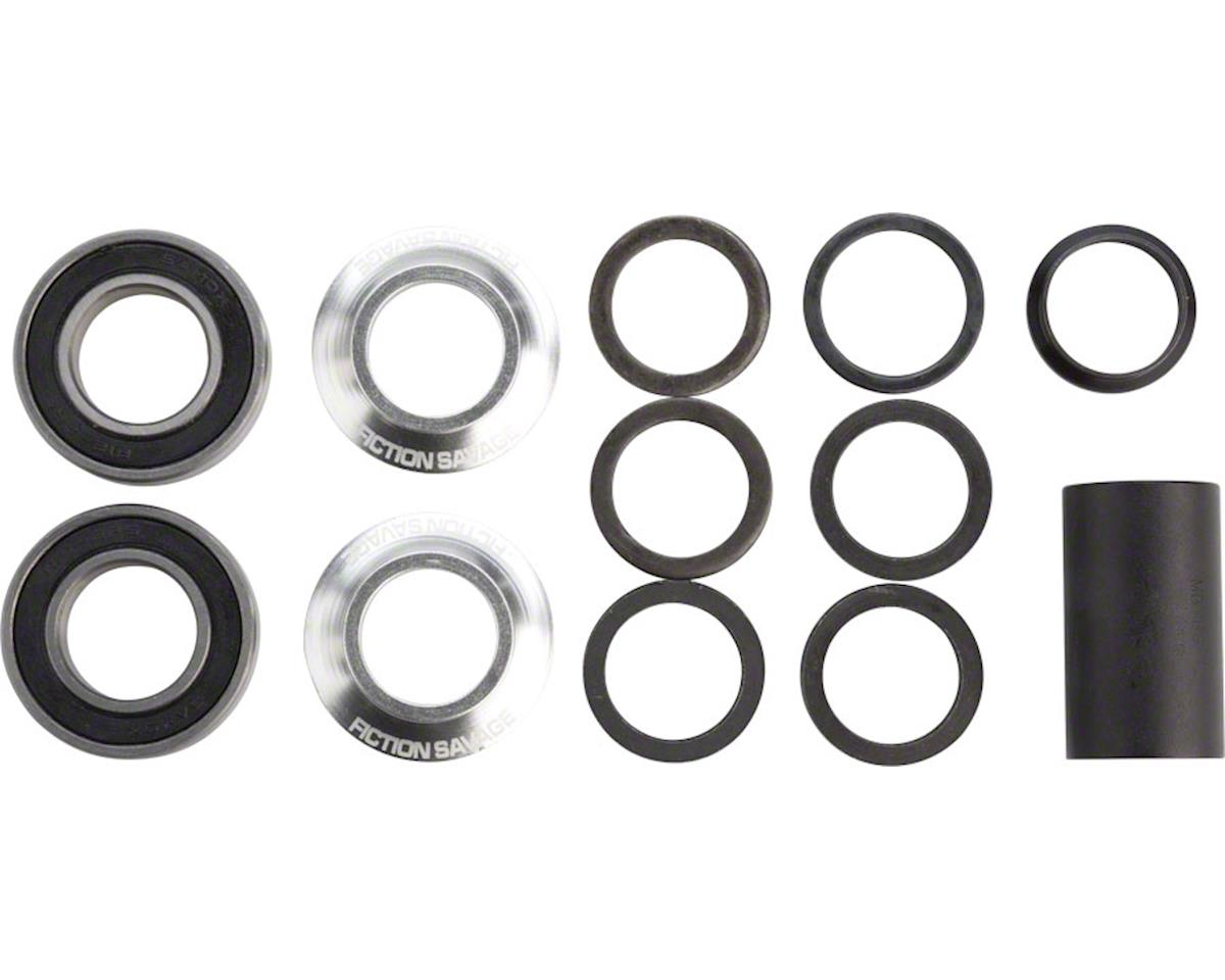 Fiction Savage Mid Bottom Bracket 19mm Polished