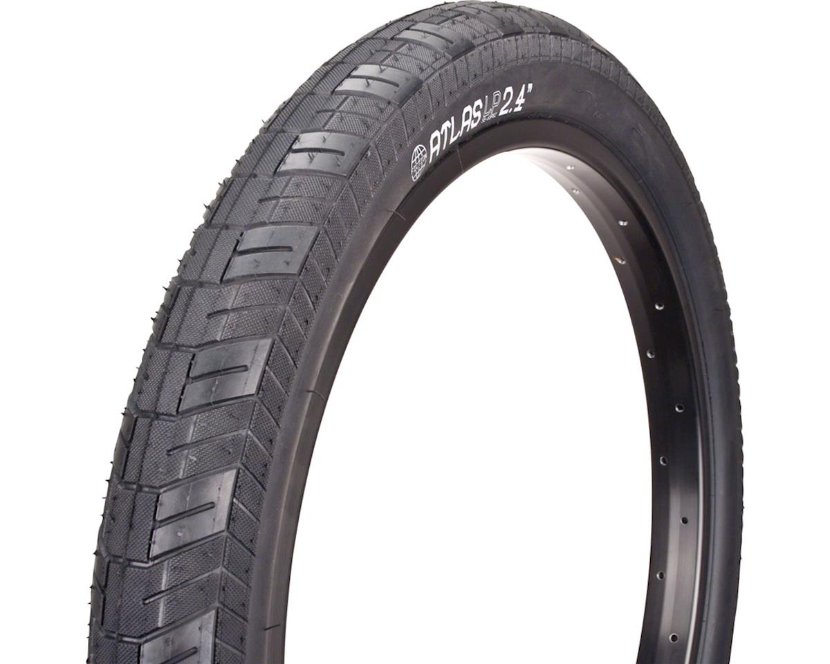 "Fiction Atlas Tire LP 20""x 2.4"" Black"