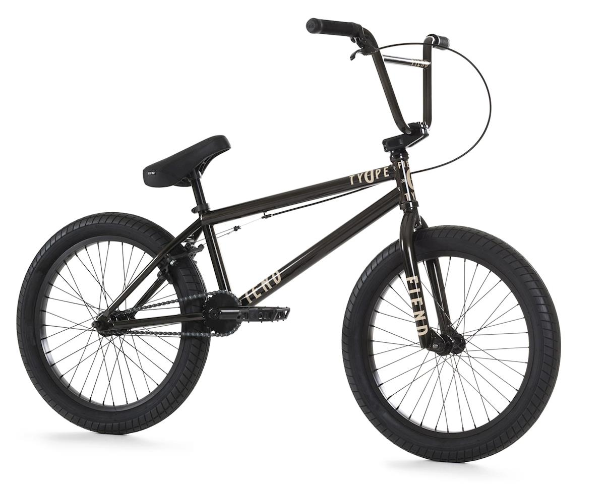 "Fiend 2020 Type O- BMX Bike (20.25"" Toptube) (Black Chrome)"