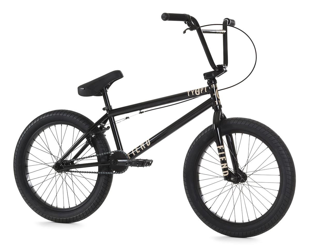 "Fiend 2020 Type O XL BMX Bike (21"" Toptube) (Black)"
