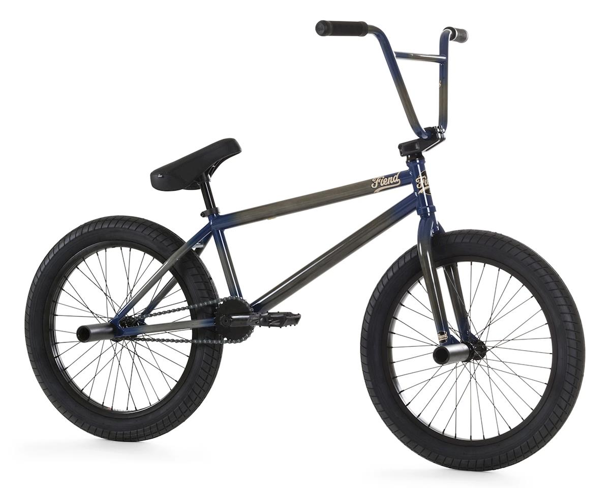 "Fiend 2020 Type B BMX Bike (20.75"" Toptube) (Clear Phosphate/Navy)"