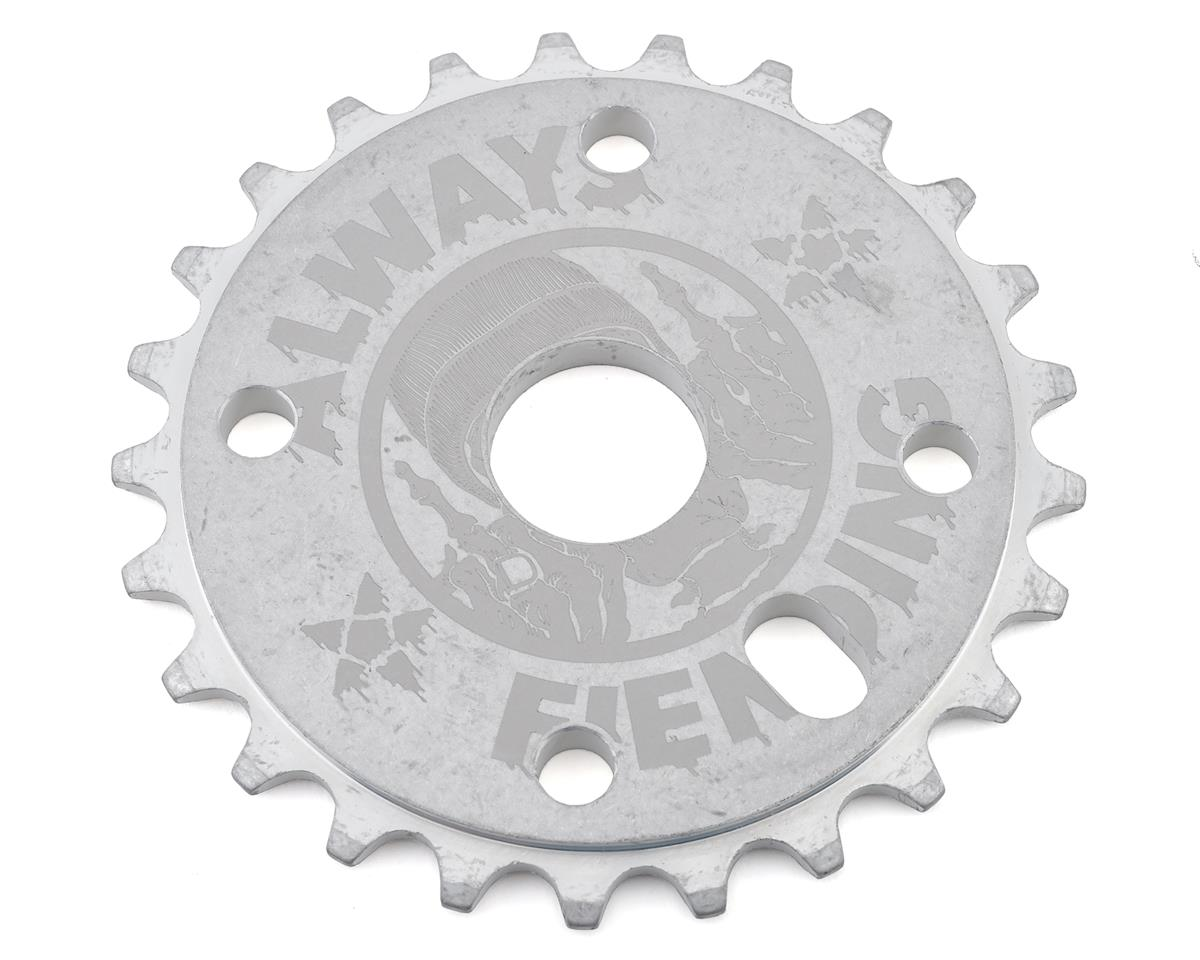 Image 1 for Fiend Reynolds Sprocket (Tumbled Aluminum) (25T)