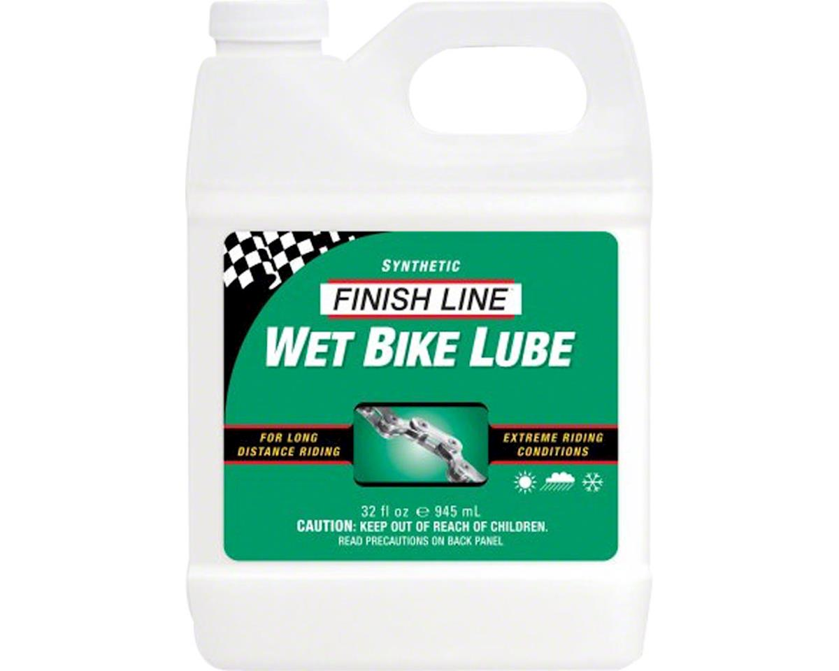 Finish Line WET Lube, 32oz