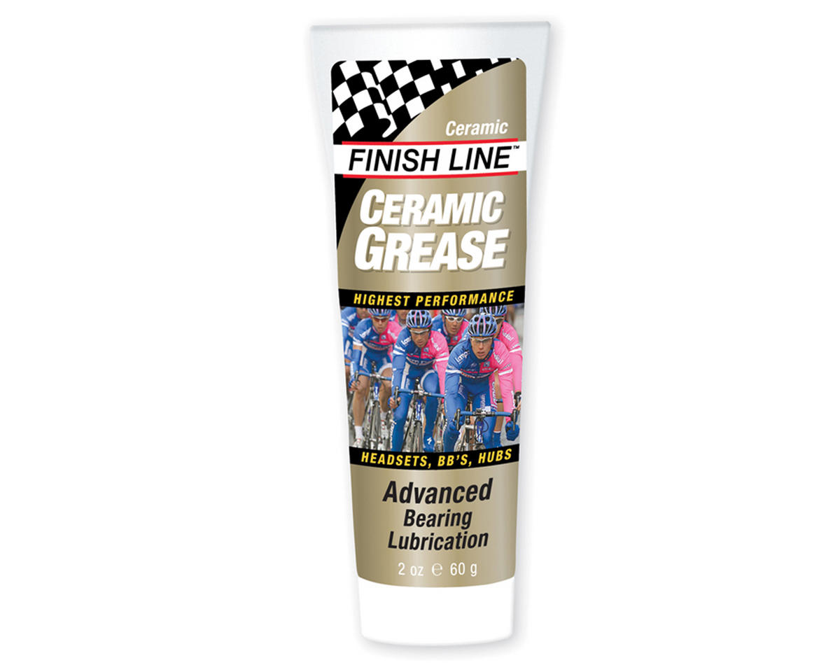 Finish Line Ceramic Grease Tube (2oz)