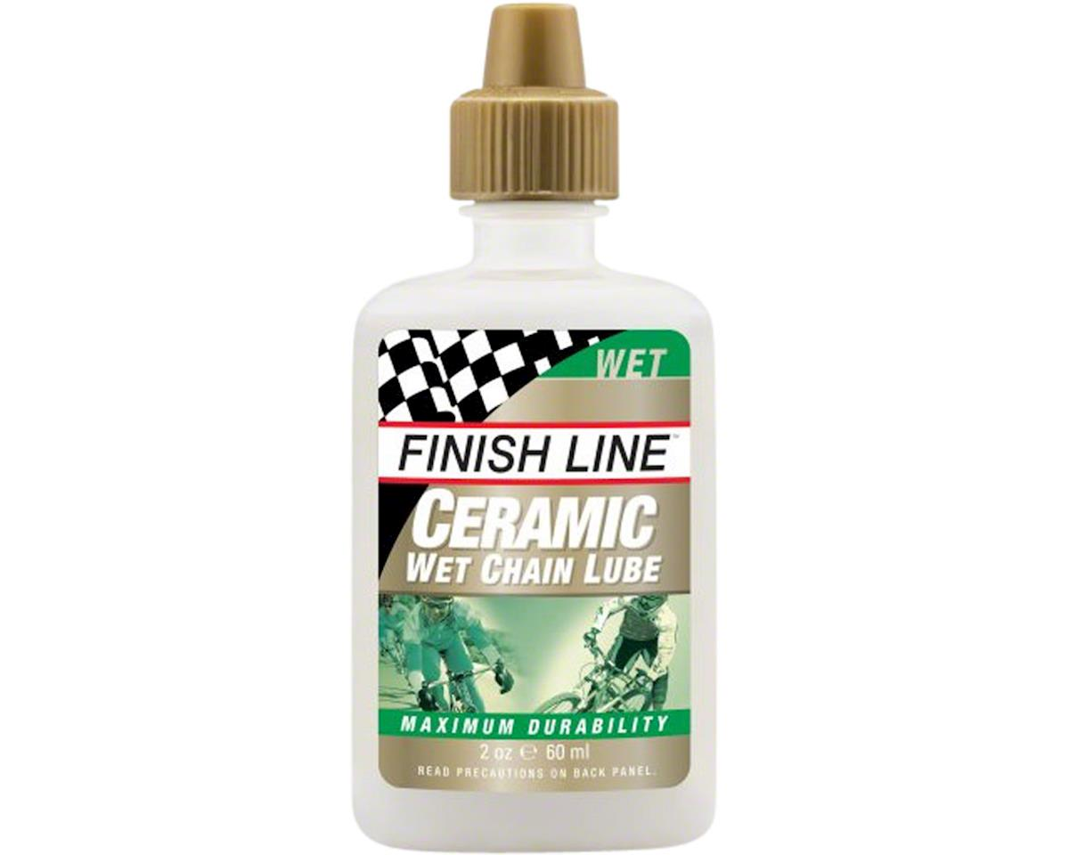 Finish Line Ceramic Wet Lube, 2oz Drip