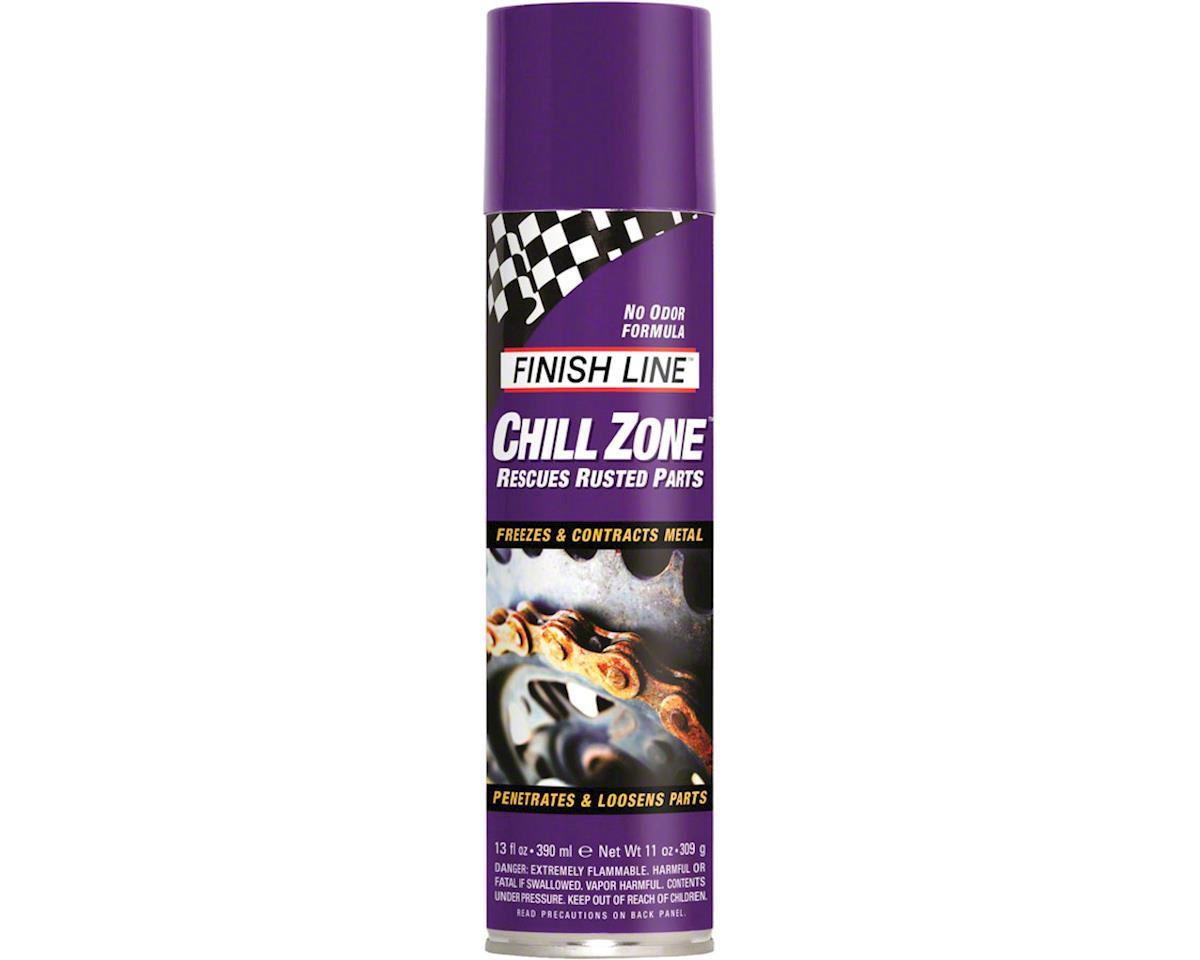 Finish Line Chill Zone Penetrating Lube, 12oz Aerosol