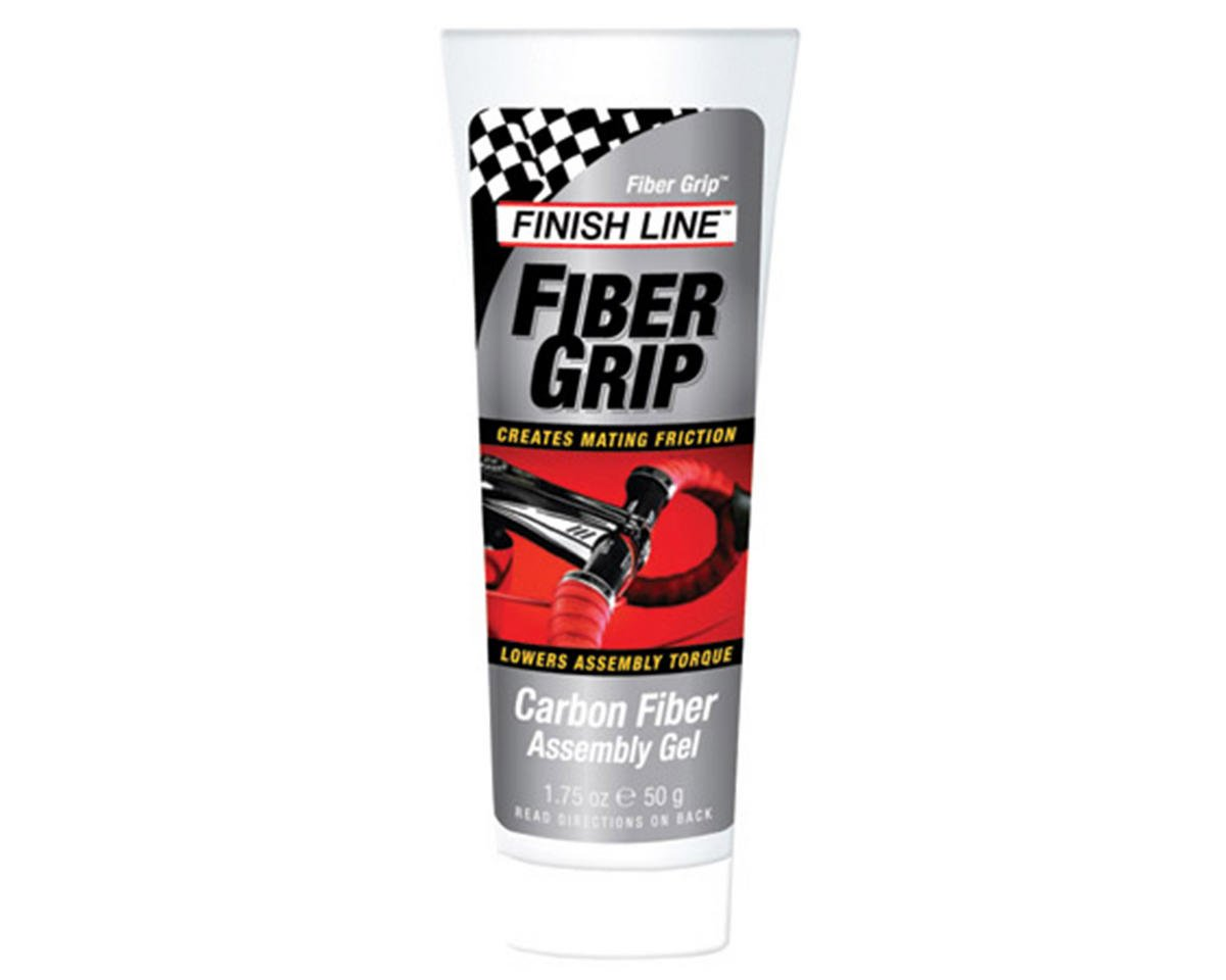 Finish Line Fiber Grip Carbon Fiber Assembly Paste (1.75oz)