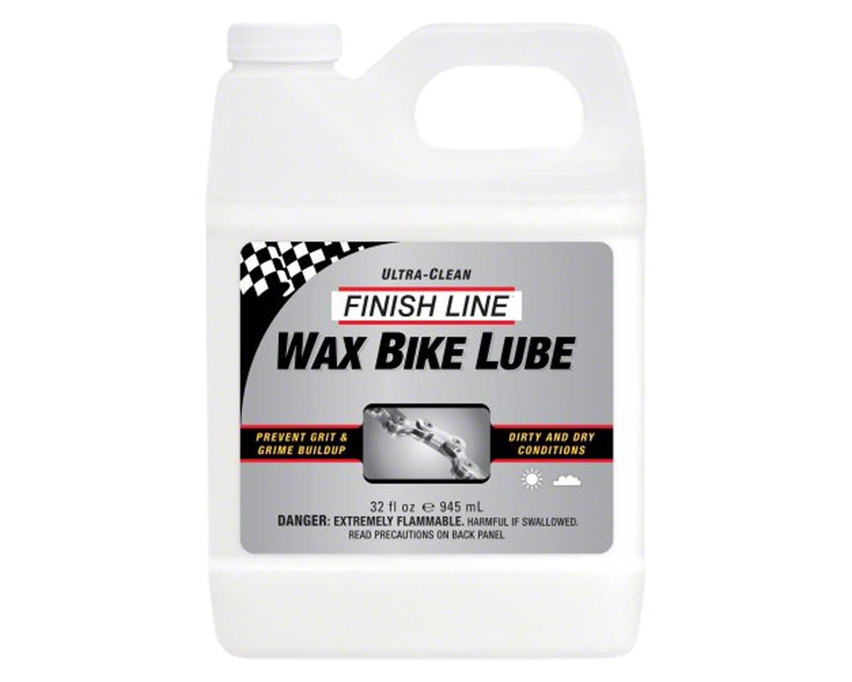 Finish Line WAX Bike Chain Lube - 32 fl oz, Bulk