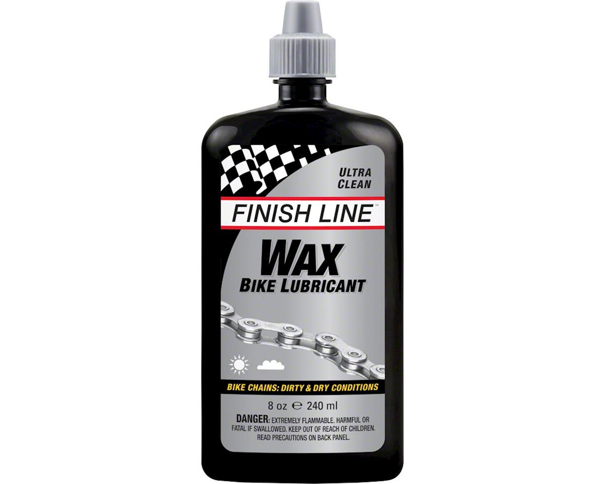 Finish Line WAX Bike Chain Lube - 8 fl oz, Drip