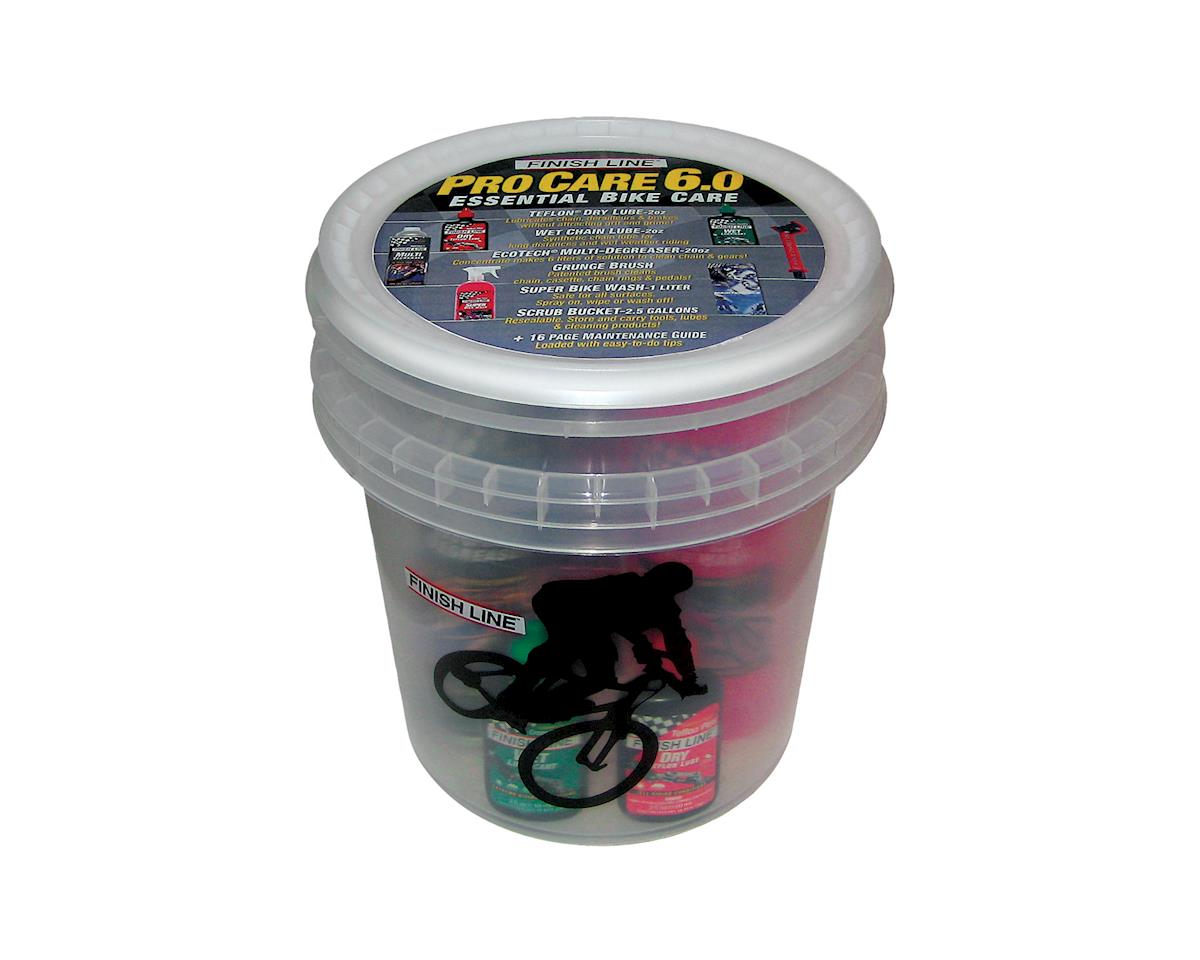 Image 1 for Finish Line Pro Care Bucket Kit 6.0
