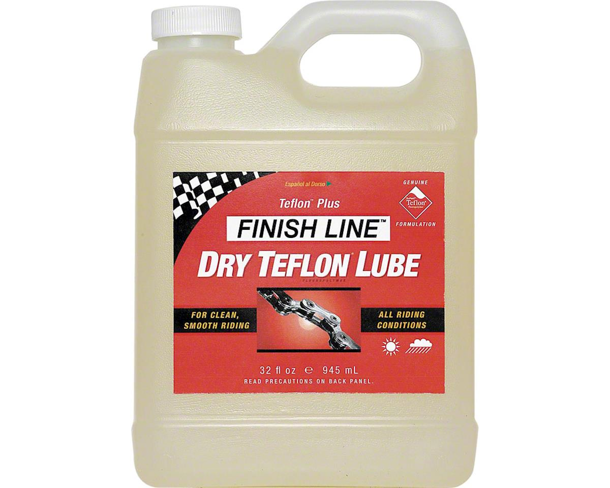 Finish Line DRY Bike Chain Lube - 32 fl oz, Bulk