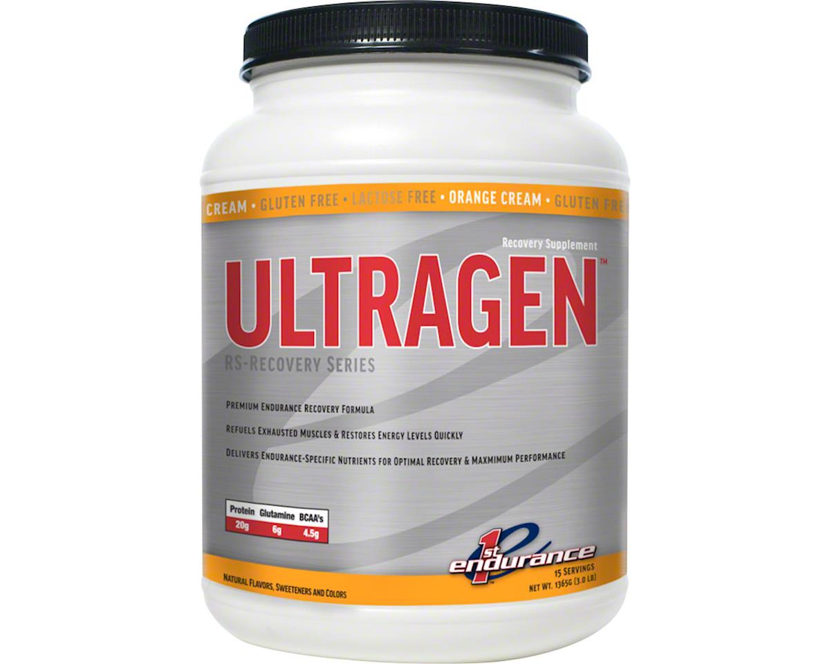 First Endurance Ultragen Recovery Drink Mix (Cremesicle) (48oz)