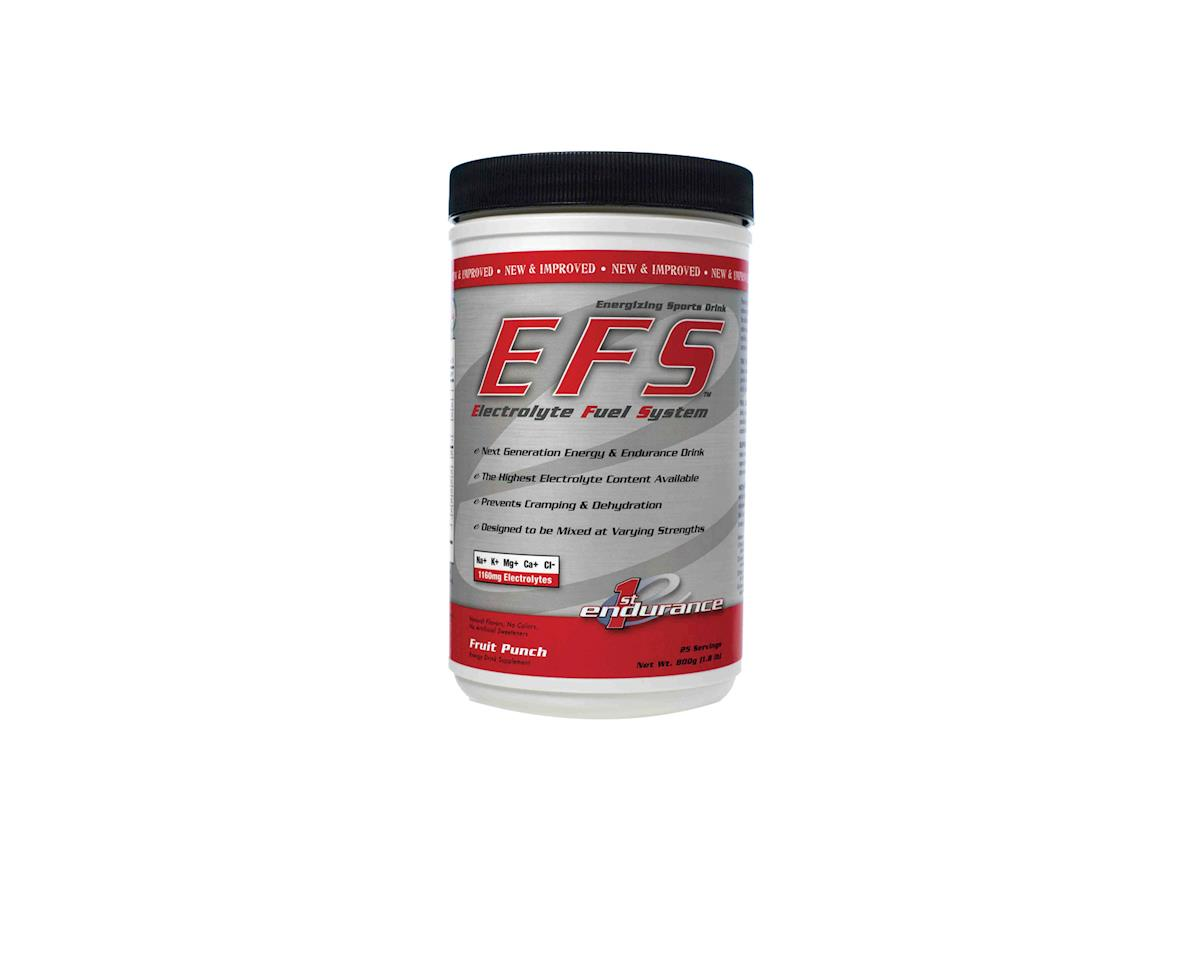 First Endurance EFS Drink Mix - 25 Servings (Tropica)