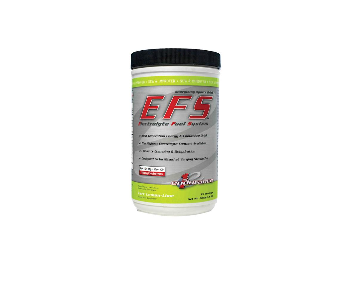 First Endurance EFS Drink Mix - 25 Servings (Lem/Lim               969)
