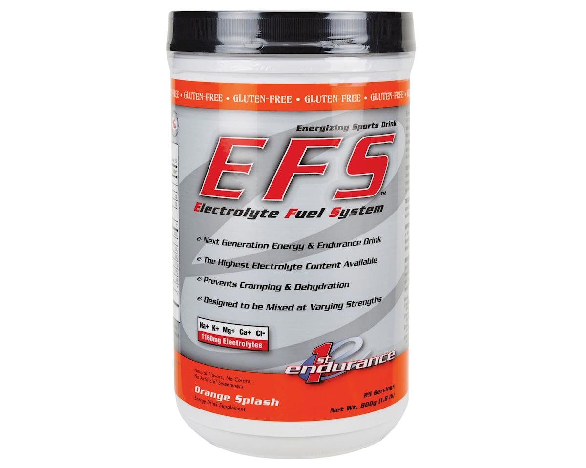 First Endurance EFS Drink Mix (Orange) (28.2oz)
