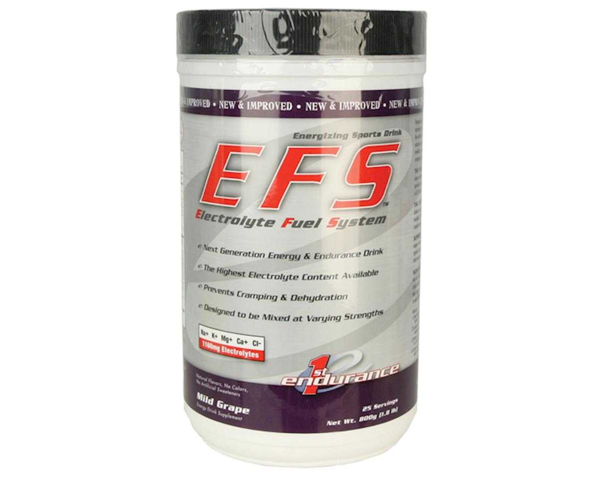 First Endurance EFS Drink Mix (Grape) (28.2oz)