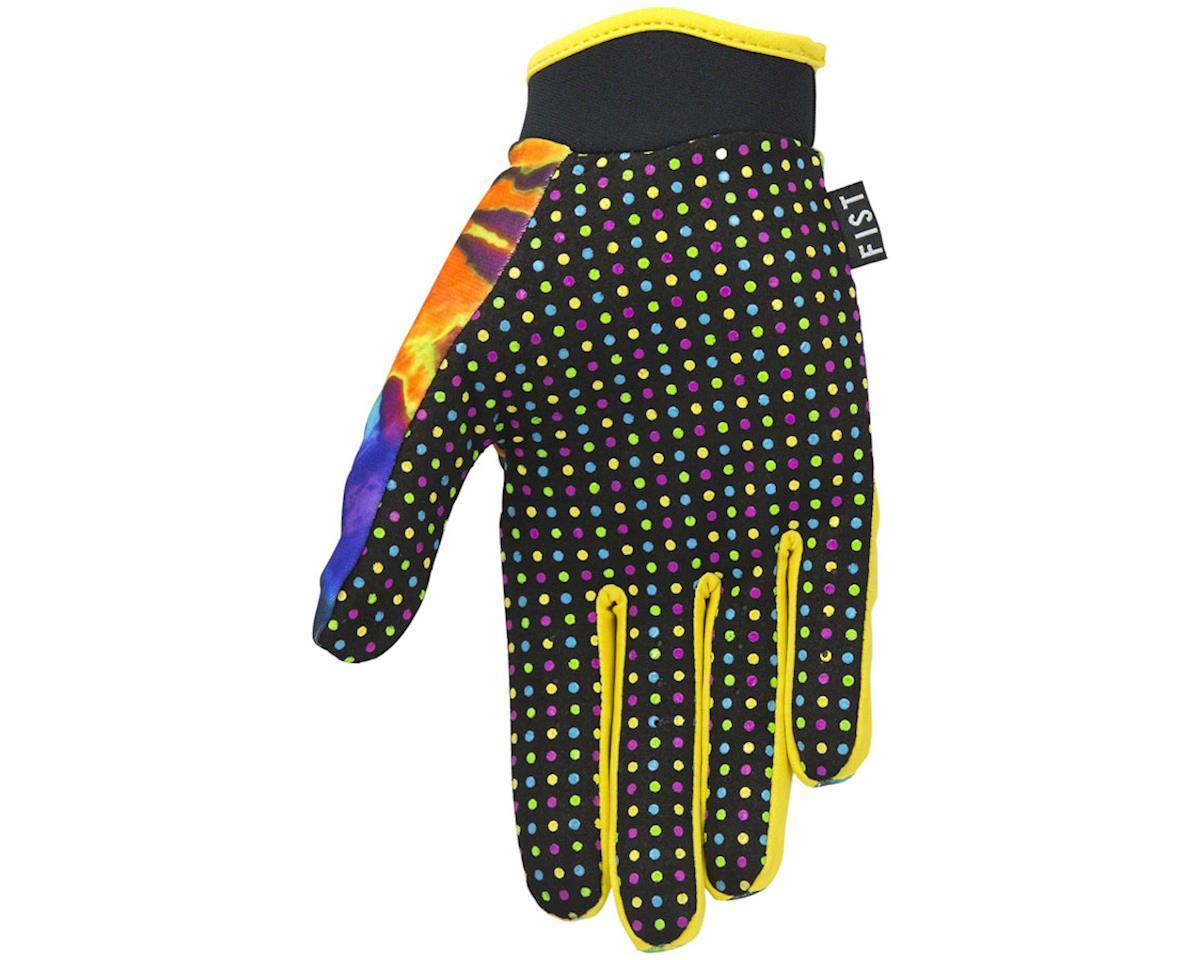 Fist Handwear Tie Dye Full Finger Glove (Orange/Mulit Color)