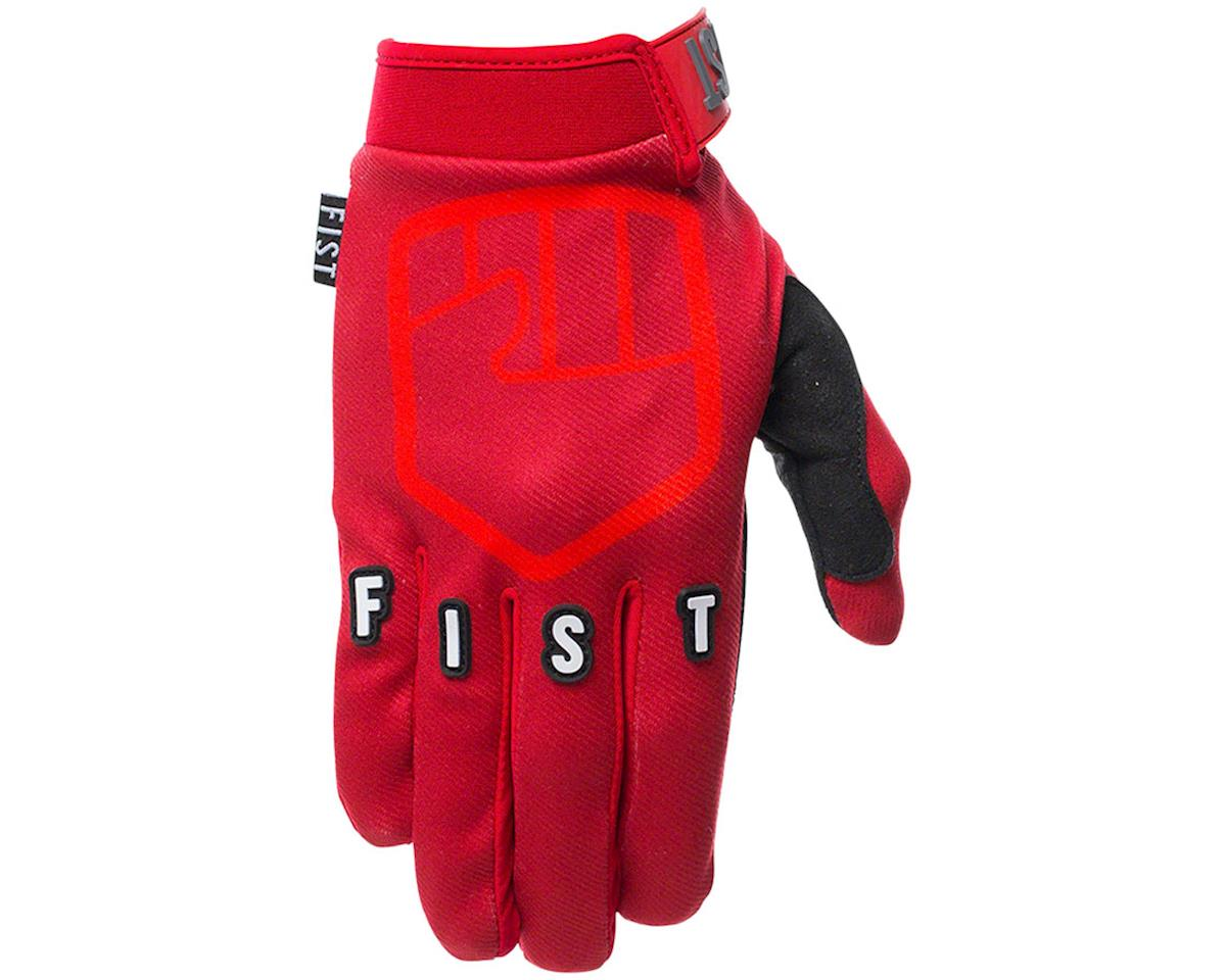 Stocker Full Finger Glove (Red)
