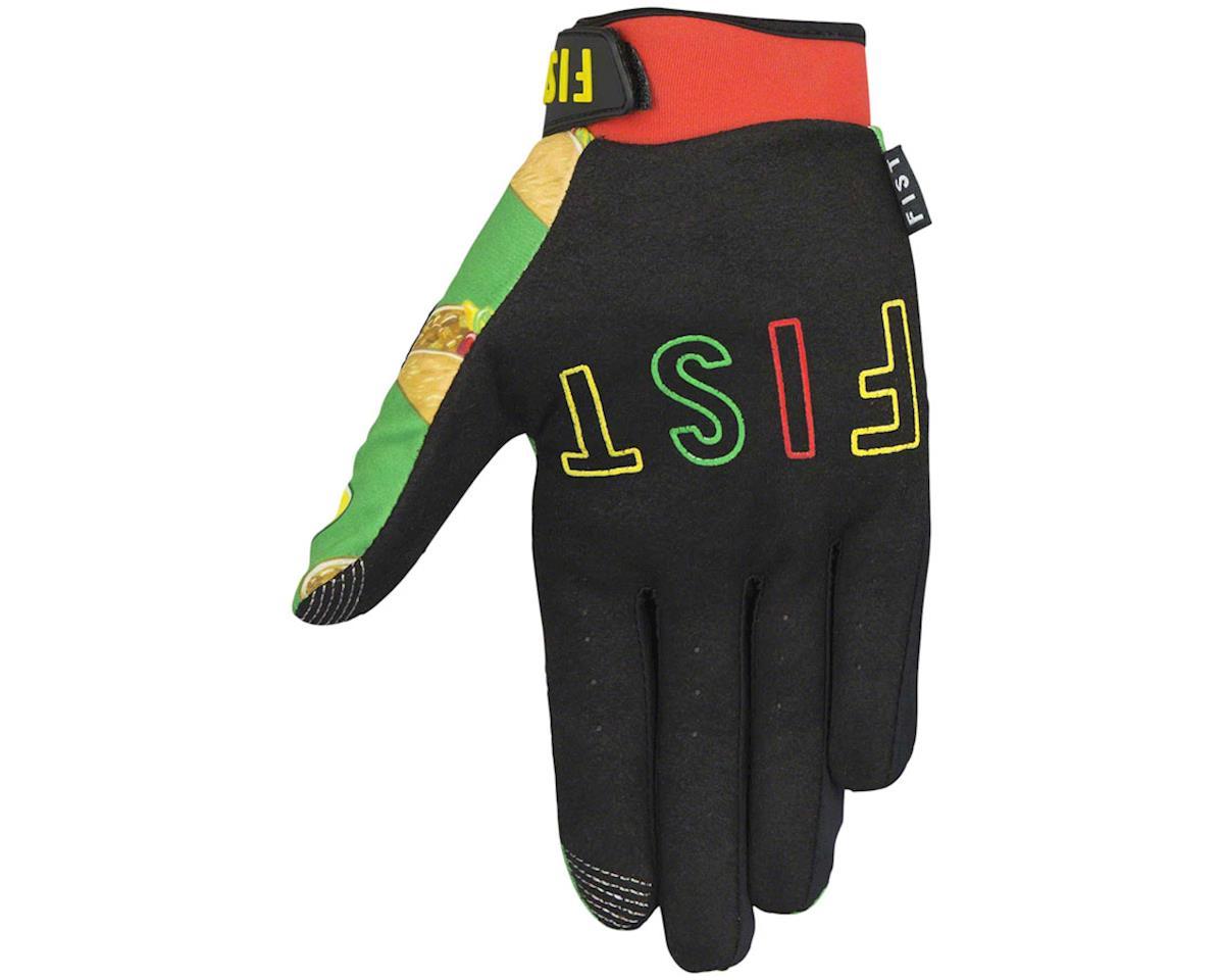 Fist Handwear Logan Martin Signature Taco Loco Full Finger Glove (Green/Taco)
