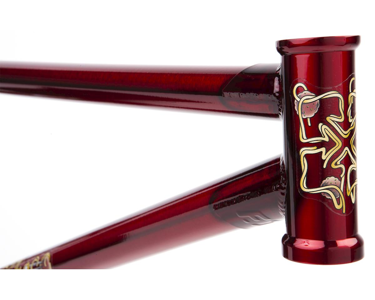 """Image 4 for Fit Bike Co Sleeper Frame (Ethan Corriere) (Trans Red) (20.5"""")"""