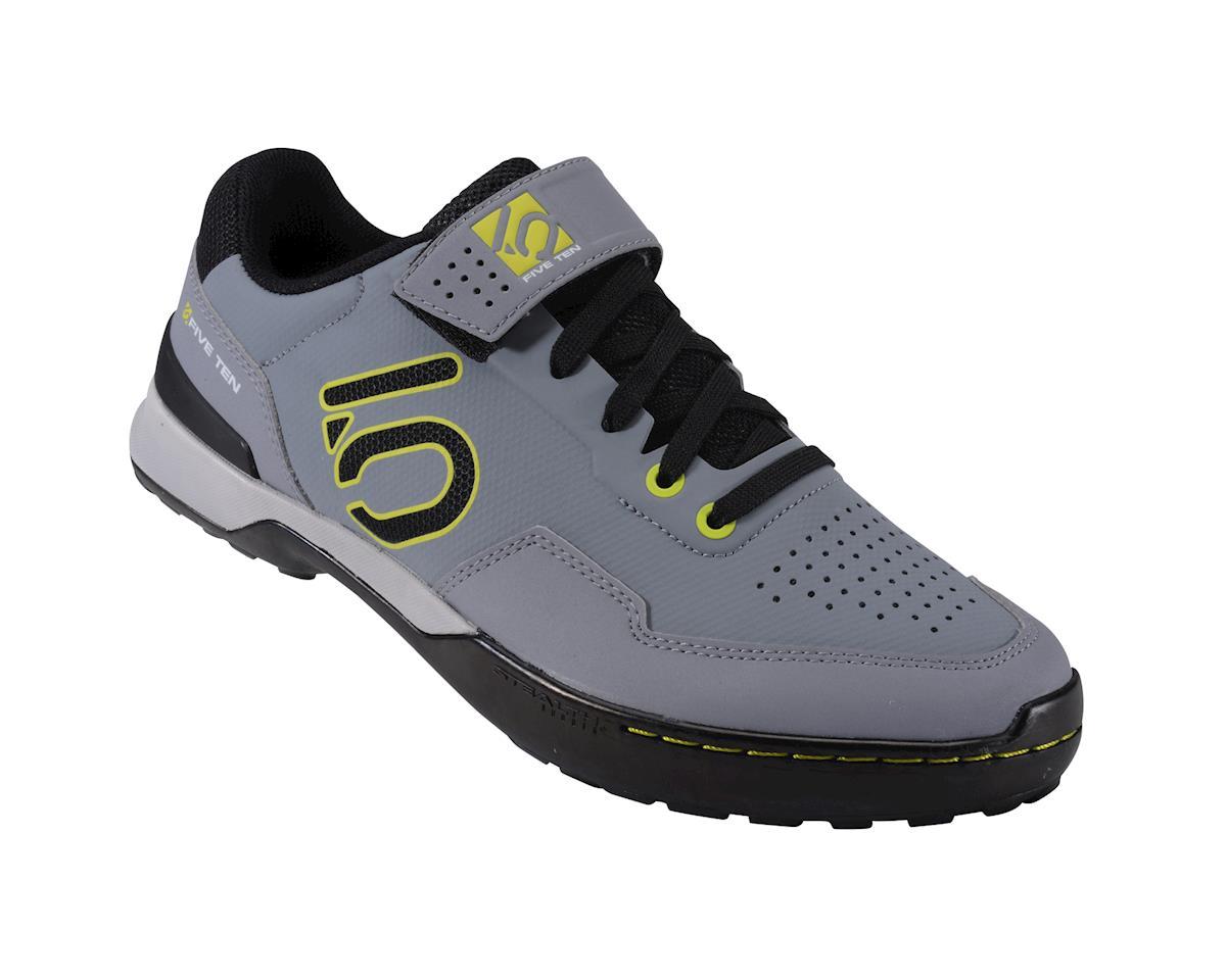 Kestrel Lace Men's Clipless Shoe (Onix/Yellow)