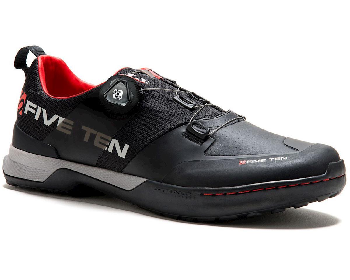 Five Ten Kestrel Clipless/Flat Pedal Shoe (Team Black) (8.5)