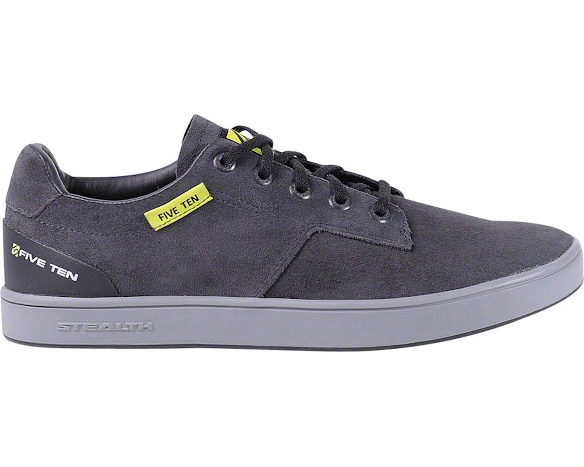 Image 1 for Five Ten Sleuth Flat Pedal Shoe (Black/Lime) (7)