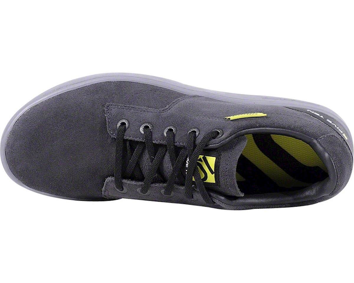 Image 4 for Five Ten Sleuth Flat Pedal Shoe (Black/Lime) (7)