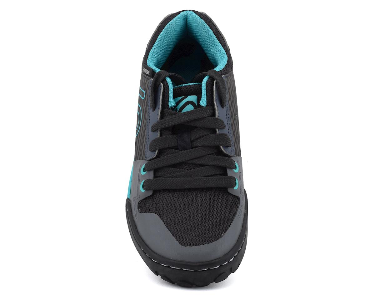 Image 3 for Five Ten Freerider Contact Women's Flat Shoe (Shock Green/Onix) (8)