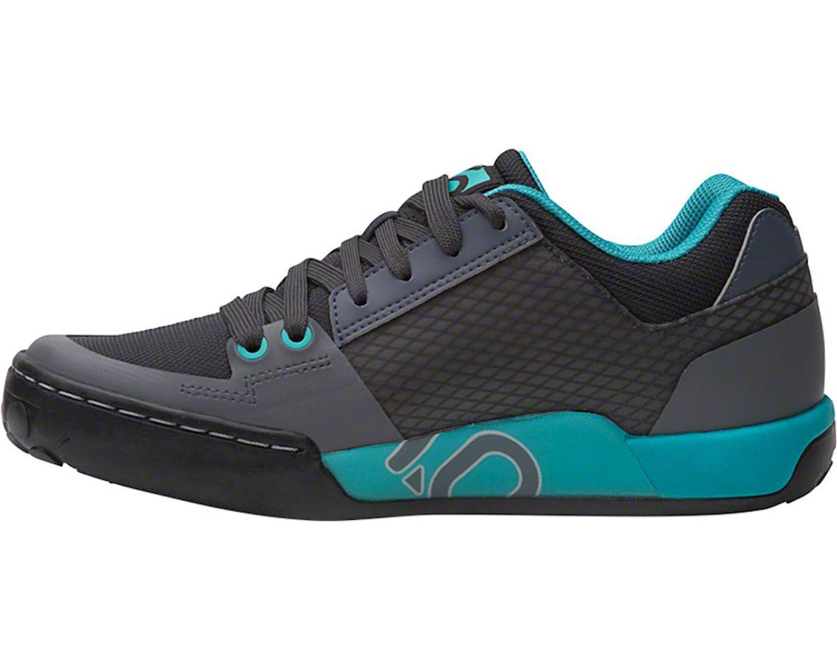 Image 4 for Five Ten Freerider Contact Women's Flat Shoe (Shock Green/Onix) (8)