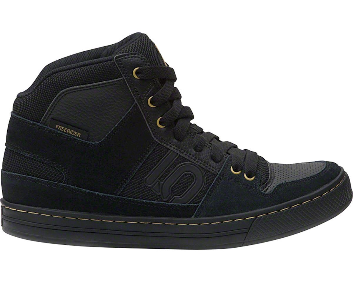Freerider High Flat Pedal Shoe: Team Black, 11
