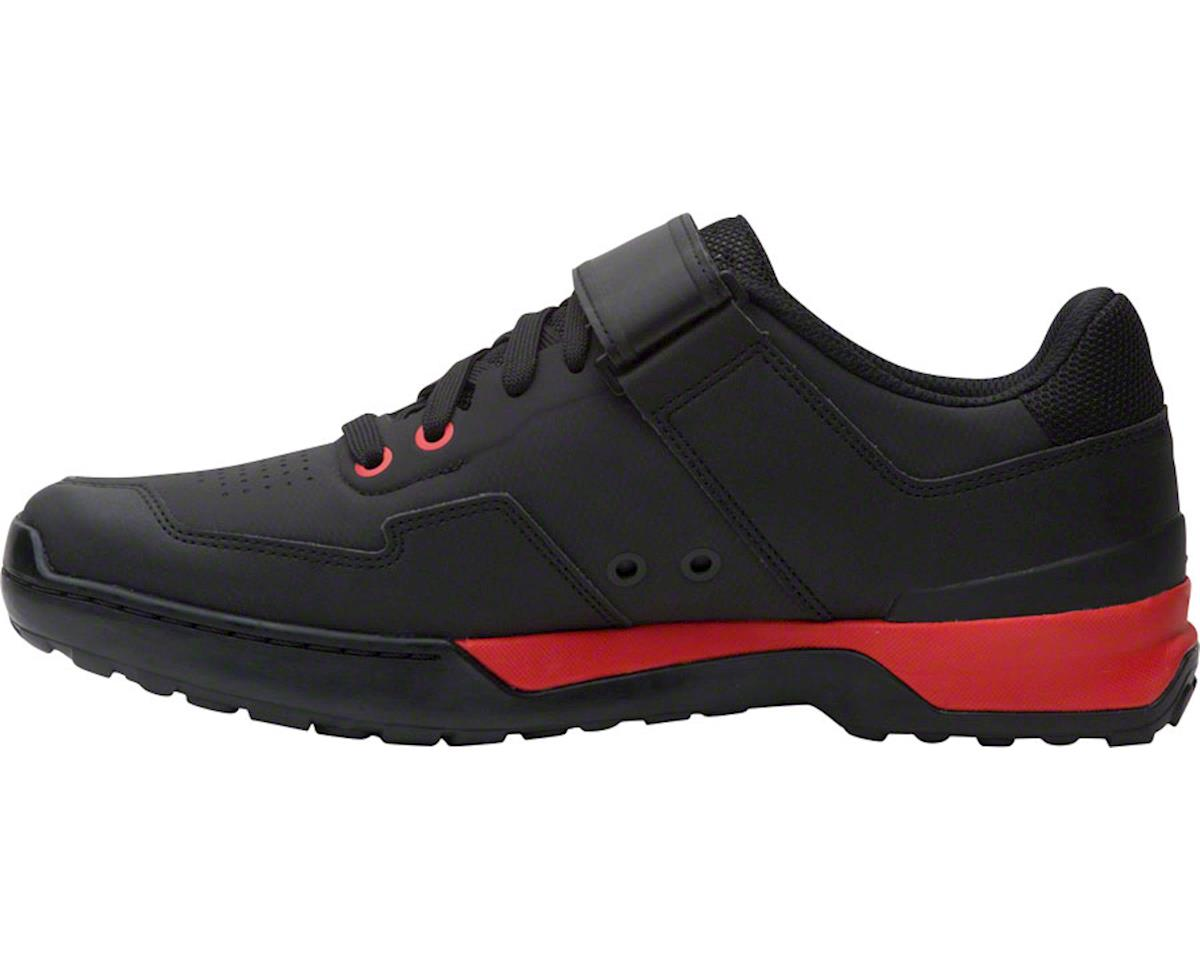 Five Ten Kestrel Lace Men's Clipless Shoe (Black/Red) (11.5)