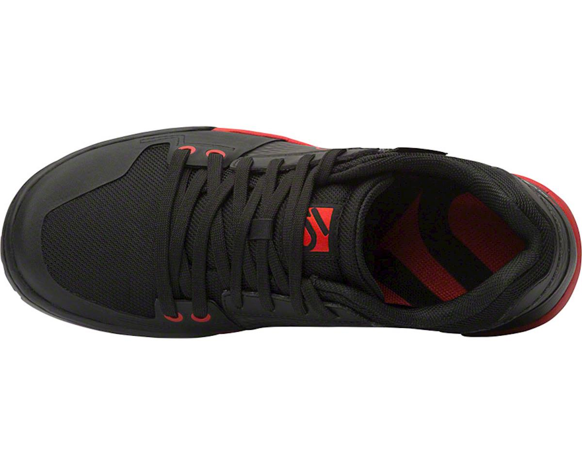 Five Ten Freerider Contact Flat Pedal Shoe (Black/Red) (9.5)