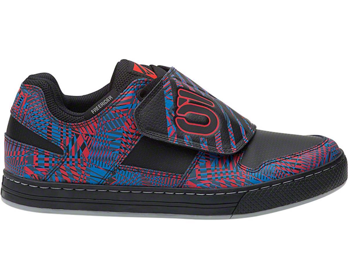 Five Ten Freerider ELC Men's Flat Shoe (Psychedelic Red/Blue) (8.5)