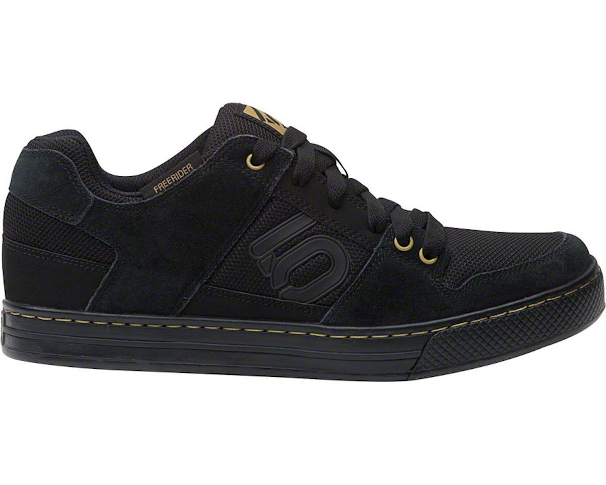 Image 1 for Five Ten Freerider Flat Pedal Shoe (Black/Khaki) (7)