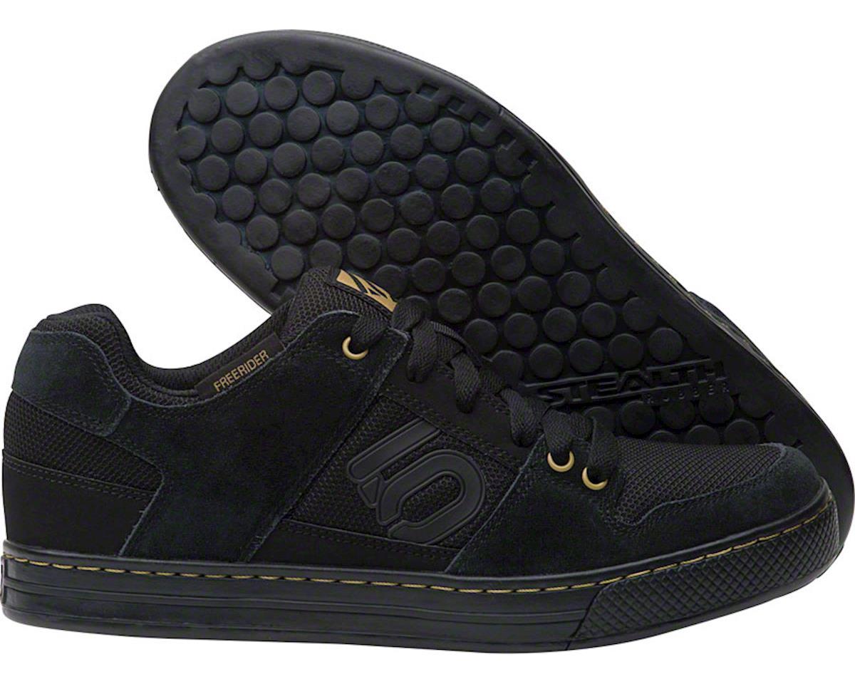 Five Ten Freerider Flat Pedal Shoe (Black/Khaki) (10.5)
