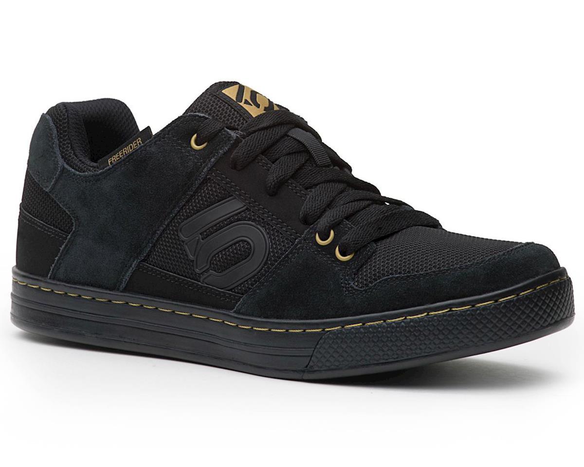 Five Ten Freerider Flat Pedal Shoe (Black/Khaki) (12)