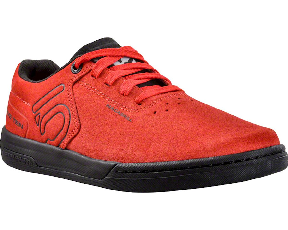 621929b08be1 Five Ten Danny MacAskill Men s Flat Shoe (Scarlet) (9)  5281-090 ...