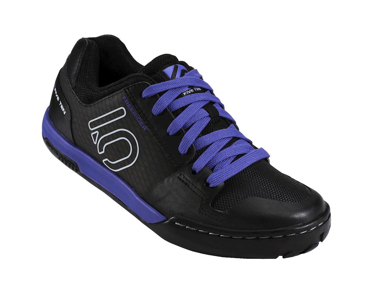 Five Ten Freerider Contact Women's Flat Pedal Shoe (Split Purple) (9)