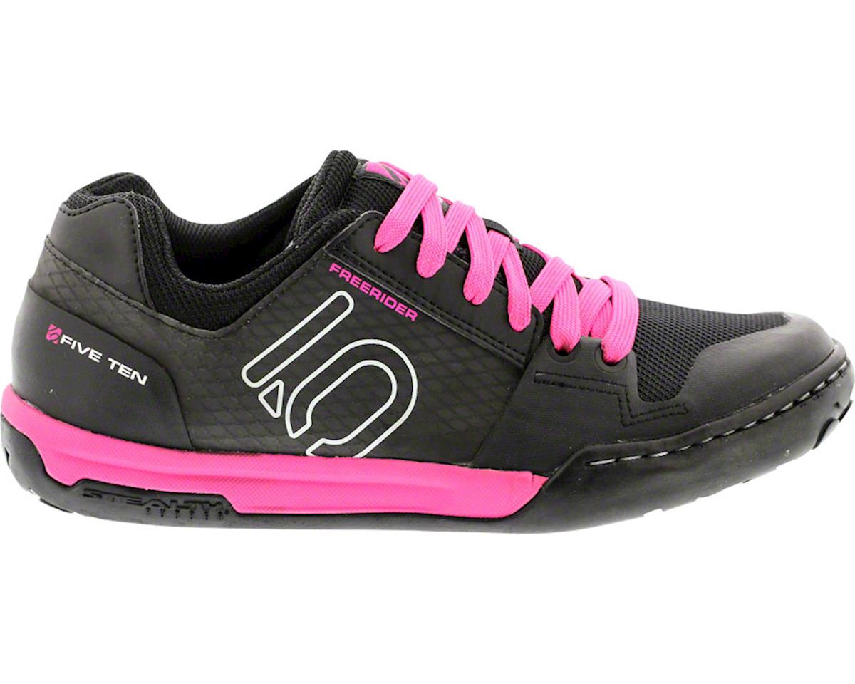 Freerider Contact Women's Flat Pedal Shoe: Split Pink 10.5