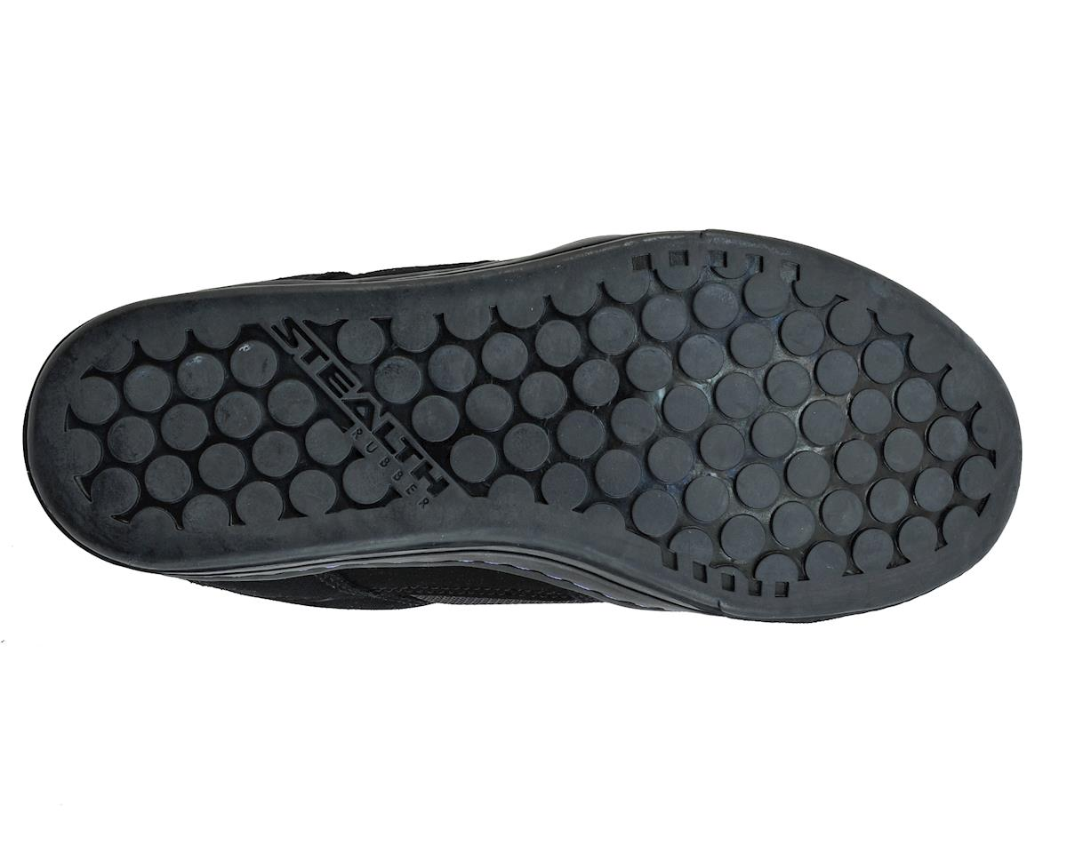 Five Ten Women's Freerider Flat Pedal Shoe (Black/Purple) (7.5)