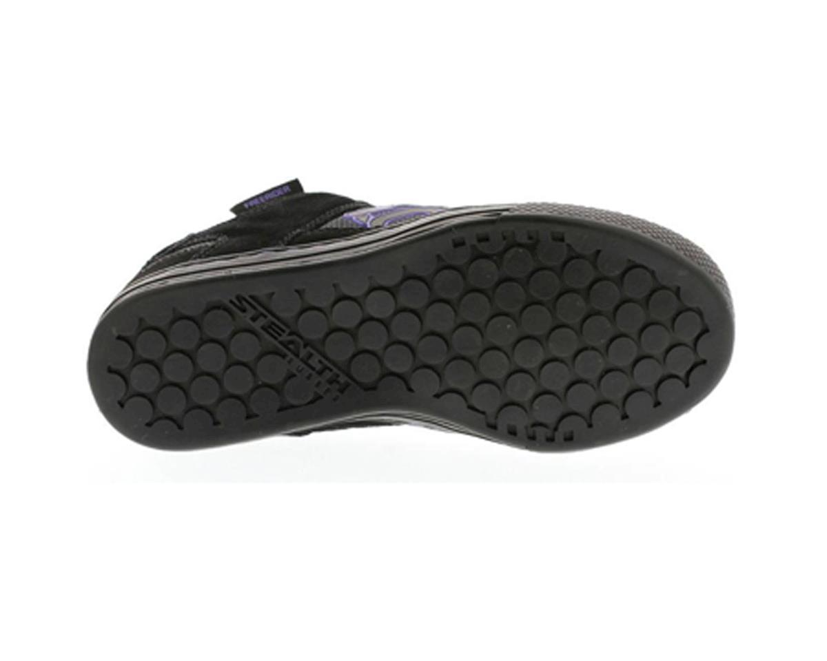 Image 2 for Five Ten Women's Freerider Flat Pedal Shoe (Black/Purple) (9.5)